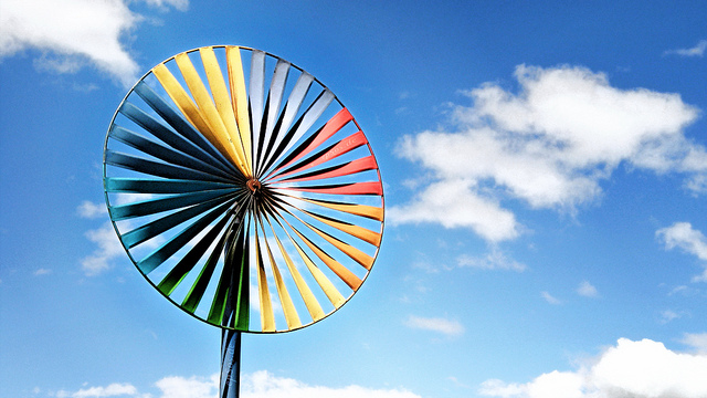 turbine colorée @ePsos.de